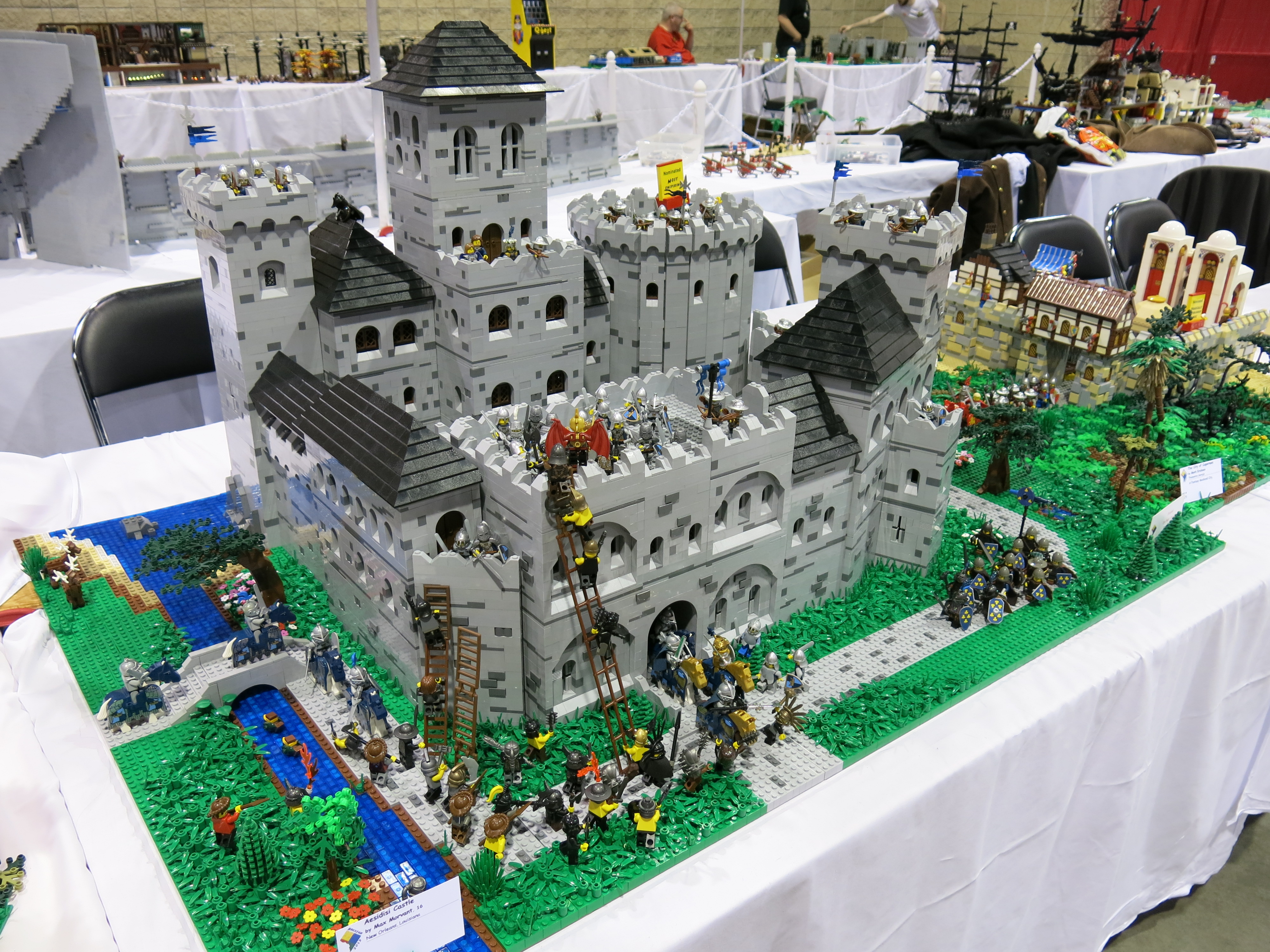 The Lego Castle Anniversary Competition Community Team Blog