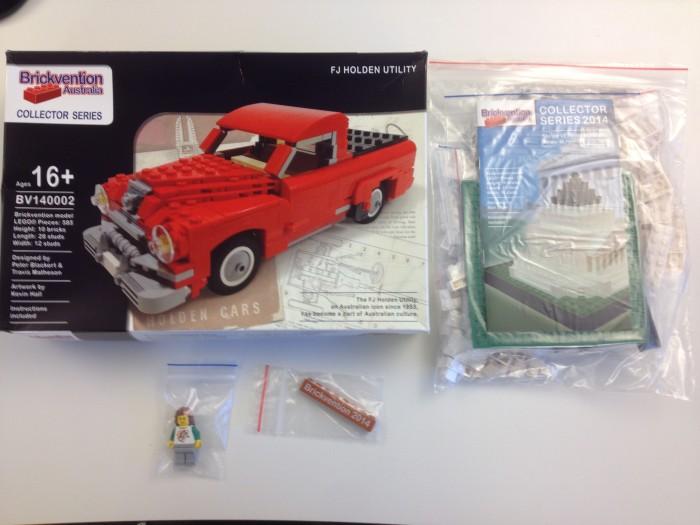 Brickvention Kit
