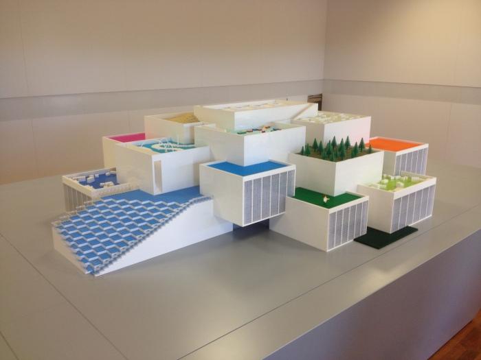 LEGO House Model #1