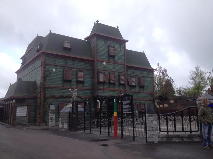 Hanunted House @LEGOLAND