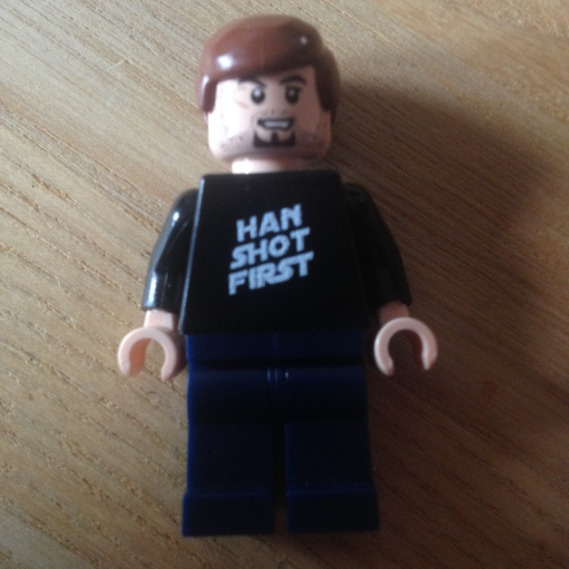 Flesh Han Shot First