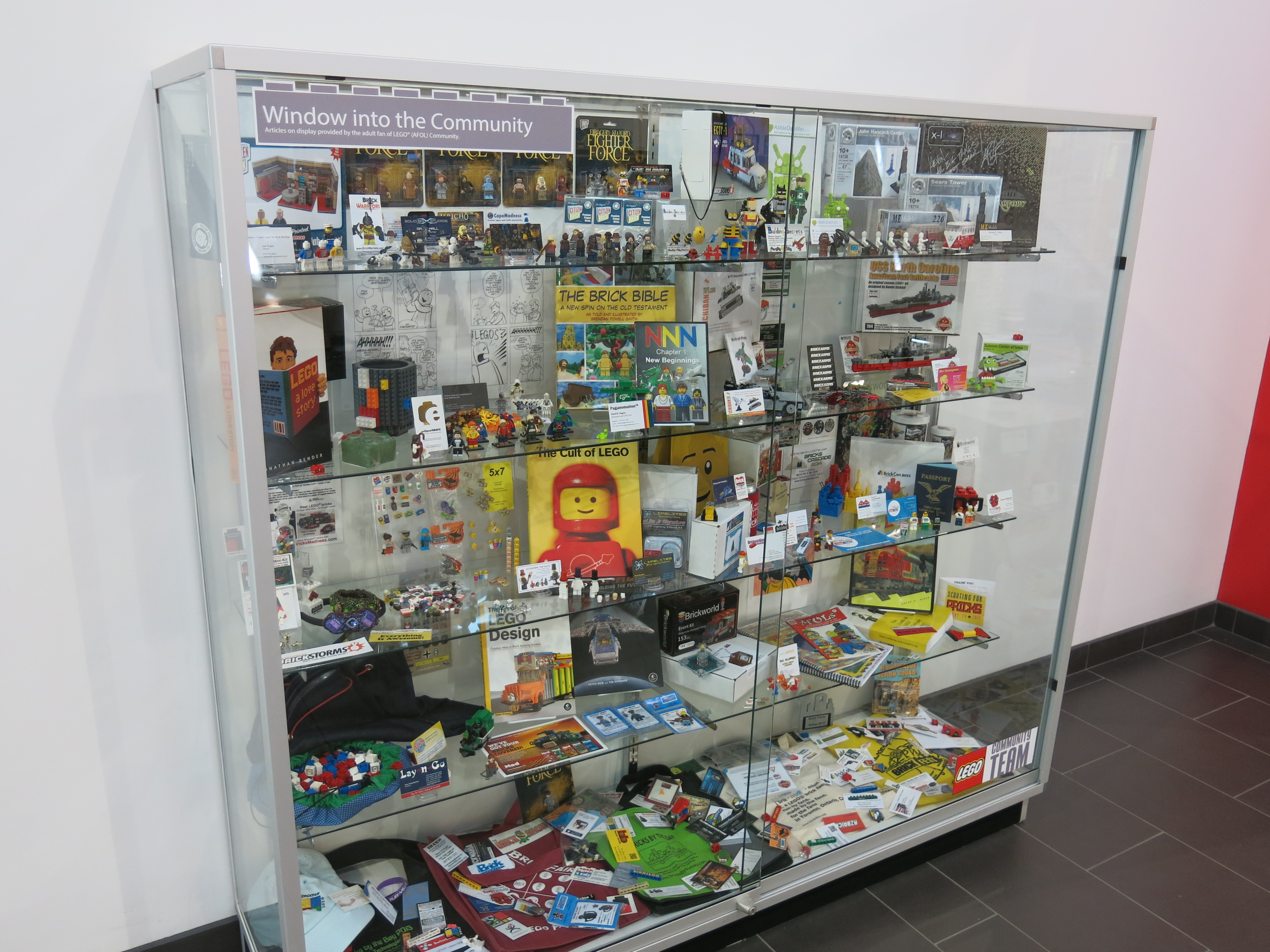 lego corporate office. The CEE Display Case Located At LEGO Group\u0027s Corporate Office In Enfield, CT; Lego A